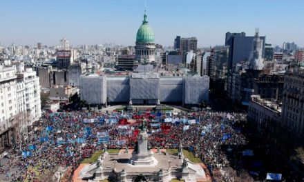 Argentina declara emergencia alimentaria por ley