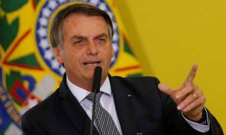 Bolsonaro ataca a Bachelet por criticar a su gobierno