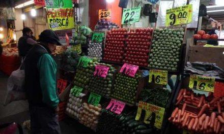 Cae inflación anual a 2.99%, abajo de la meta de BdeM