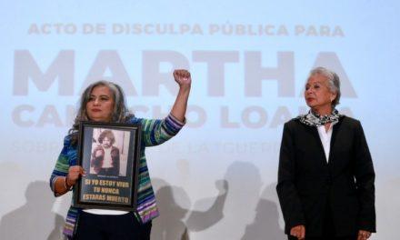 Disculpa histórica del Estado mexicano por la 'guerra sucia'