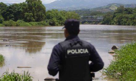 El Salvador 'blinda' frontera para frenar migración