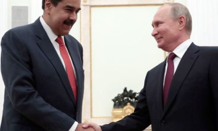 Espaldarazo de Vladimir Putin a Nicolás Maduro