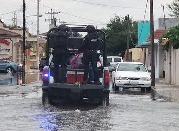 Tormenta tropical 'Fernand' toca tierra en Tamaulipas