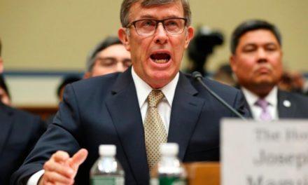 Grave, llamada de Trump a Zelenski: jefe de inteligencia de EU