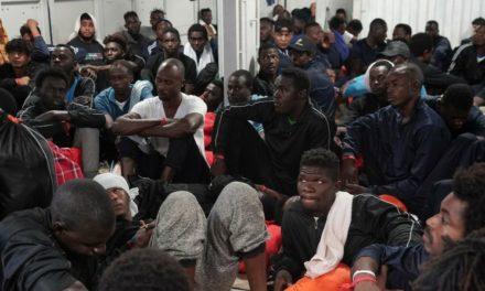 Italia autoriza el desembarco de 182 migrantes del Ocean Viking