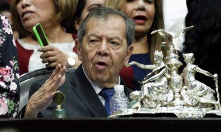 Renuncia Porfirio Muñoz Ledo a la Presidencia de la Cámara de Diputados