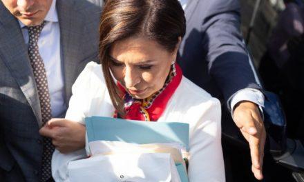 Inhabilita la Función Pública a Rosario Robles por 10 años