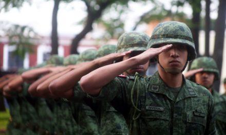 Soldados podrán actuar en legítima defensa, señala la SEDENA