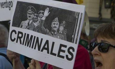 Tribunal Supremo de España ordena exhumar los restos de Franco