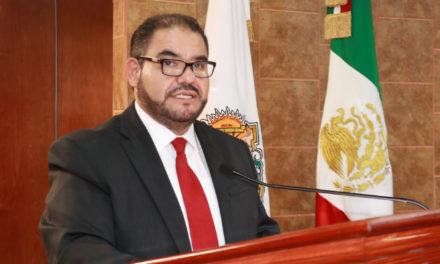 Propone Julio César Vázquez que servidores públicos sean obligados a realizarse exámenes antidoping