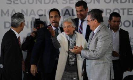 Gobernación solicita al Congreso recursos para huérfanos del narco