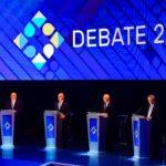 Macri ruega por apoyo y lo tachan de mentiroso en debate presidencial