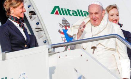 Confirman visita del Papa a Hiroshima y Nagasaki en noviembre