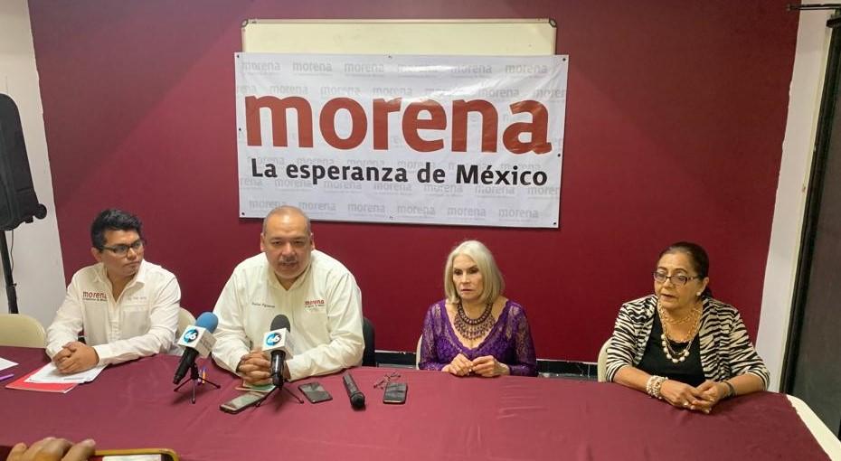 Inicia proceso de renovación de dirigencias en Morena