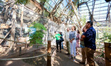 Bosque y Zoológico de la Ciudad serán orgullo para los mexicalenses: Marina del Pilar