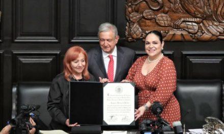 Deja Rosario Ibarra Medalla a AMLO hasta aclarar desapariciones