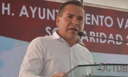 Balean a alcalde de Valle de Chalco, Estado de México