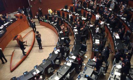 Aprueba el Senado la renuncia de Medina Mora