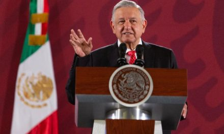 López Obrador: quédense en la CDMX medios que no puedan seguir mi ritmo