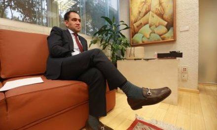 Herrera: con el gasto público revertiremos la desaceleración