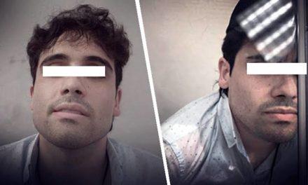 Trasciende que el hijo del Chapo fue liberado