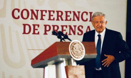 """""""Mientras yo sea presidente"""" no cambia edad de retiro: AMLO"""