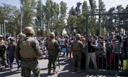 Lo último: Reportan mil 333 detenidos y 37 heridos en Chile