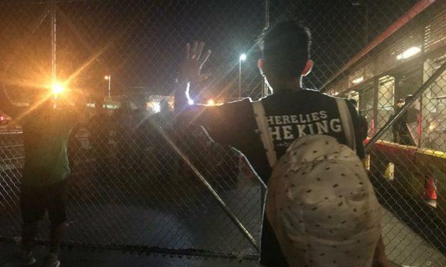 Bloquean hondureños puente Matamoros-Brownsville