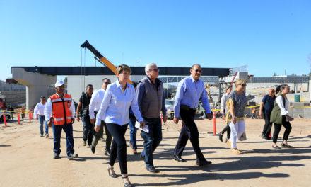 Presenta Gobierno del Estado proyectos de obra para Mexicali