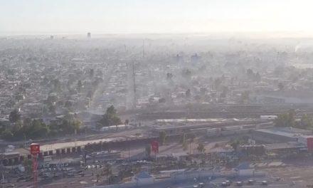 Recomiendan tomar medidas preventivas ante mala calidad del aire