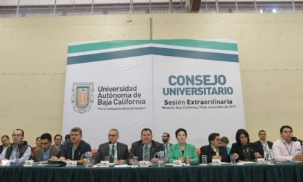 Aprueba Consejo Universitario reformas al Estatuto General de la UABC