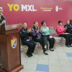"""Inicia Alcaldesa campaña """"Yo contra la violencia de la mujer"""""""