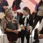 Se reúne Marina del Pilar con residentes de San Felipe