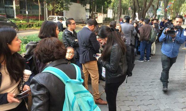 Comisión votará proyecto de PEF 2020 en hotel de Reforma