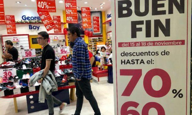 Concanaco: $120 mil millones en ventas por Buen Fin; 7% más que en 2018