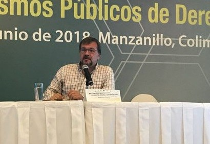 Desechan recurso contra aprobación de terna para CNDH