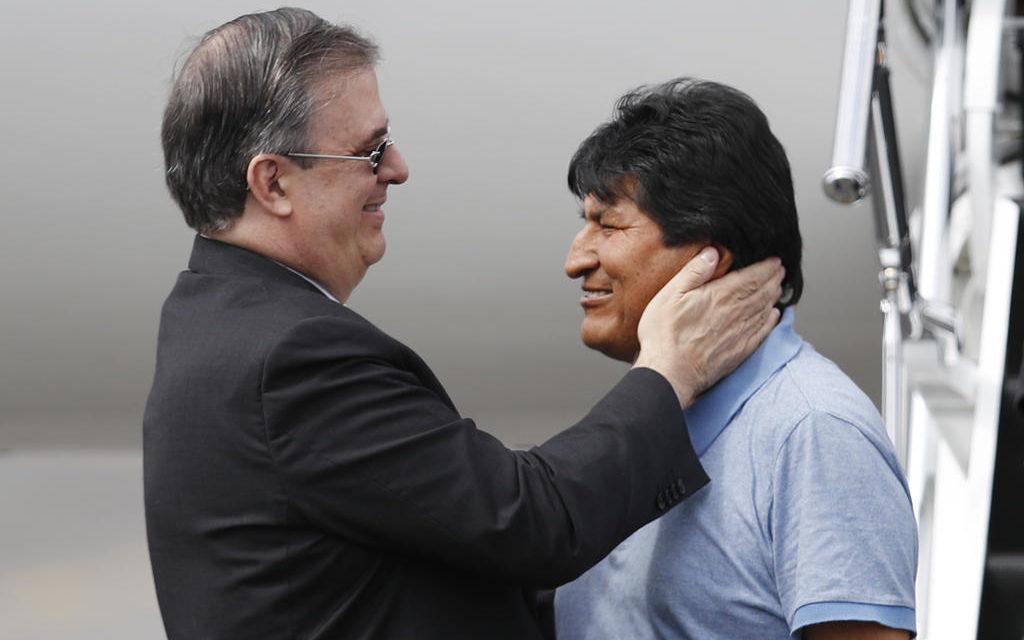 La presencia de Evo Morales traerá problemas para México