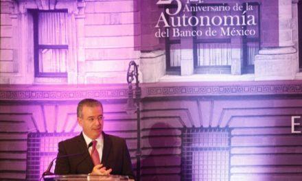 Economía, en fase de estancamiento: Díaz de León