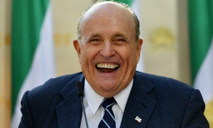 EU: Giuliani, ligado con multimillonario venezolano corrupto