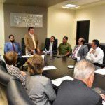 Acuerdan Fiscalía General y Poder Judicial fortalecerse para abatir índices delictivos en BC