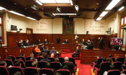Detecta ASF inconsistencias en viáticos de ministros de la Corte
