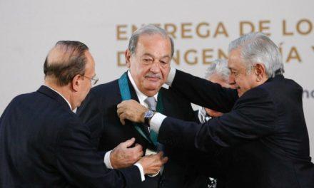 "México demanda ""sacudida"" para reactivarse: Slim"
