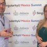 Nuestro Director General Mauricio Bustos Eguía estuvo presente en Singularity University México Summit