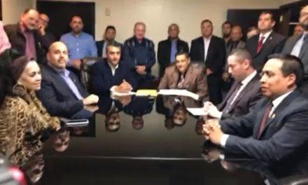 Recibe Jesús Núñez la Oficialía Mayor de Gobierno