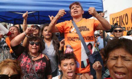 Ordena Tribunal Constitucional de Perú liberar a Keiko Fujimori