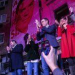 Triunfa el PSOE en España