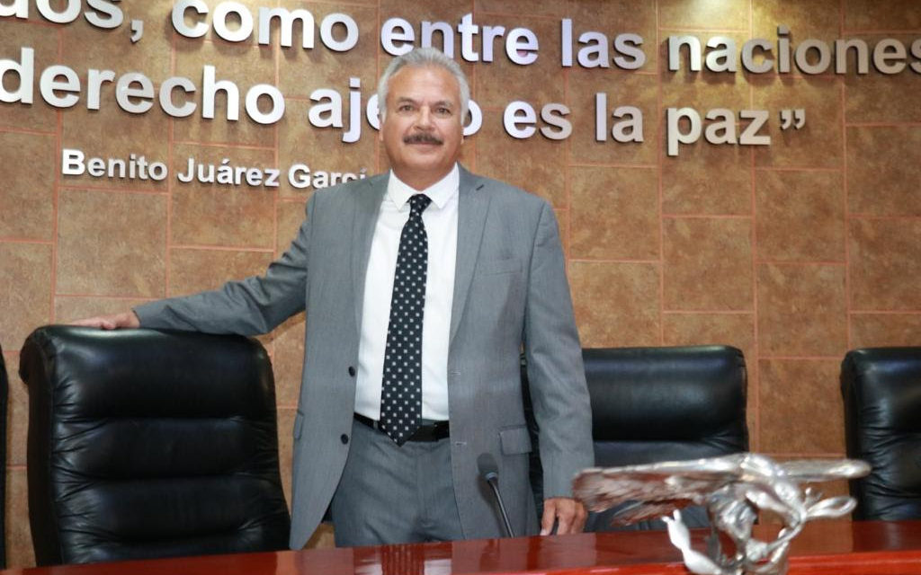Diputado Víctor Morán presidirá Mesa Directiva del Congreso del Estado