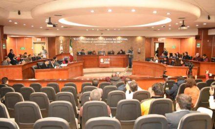Aprueba Congreso Leyes de Ingresos de los 5 municipios
