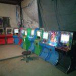 Fiscalía decomisa 14 máquinas tragamonedas en Mexicali