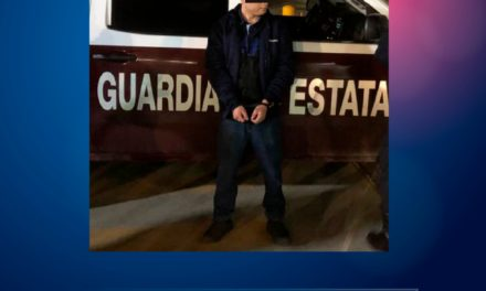 Detiene Guardia Estatal a sujeto por violación a una menor de 2 años
